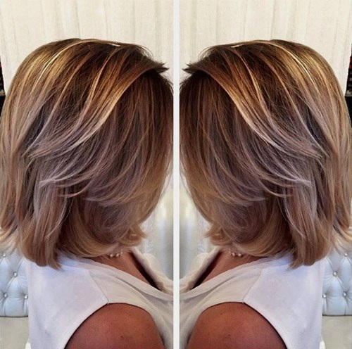 balayage cheveux courts t 2017 s rie2 coiffure simple et facile. Black Bedroom Furniture Sets. Home Design Ideas