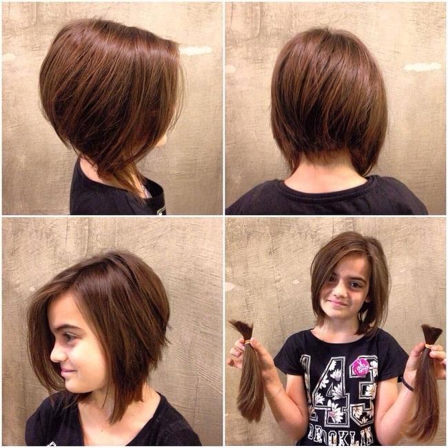 Découvrez une collection de plus belles coupes cheveux pour petites filles  tendance 2017. Profitez chères mamans !