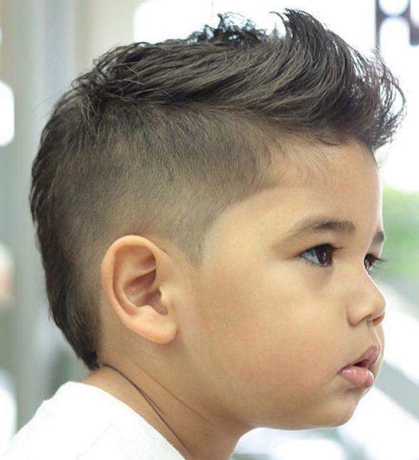 les derniers modèles de coiffures pour enfant tendance 2017. Une  magnifique série de 20 modèles qui vous donneront envie de voir sur votre petit  garçon