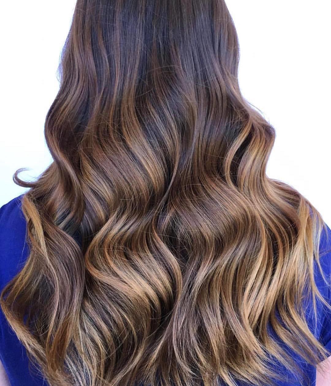Balayages et ombr hair 2017 voici une magnifique inspiration coiffure simple et facile - Ombre et hair ...