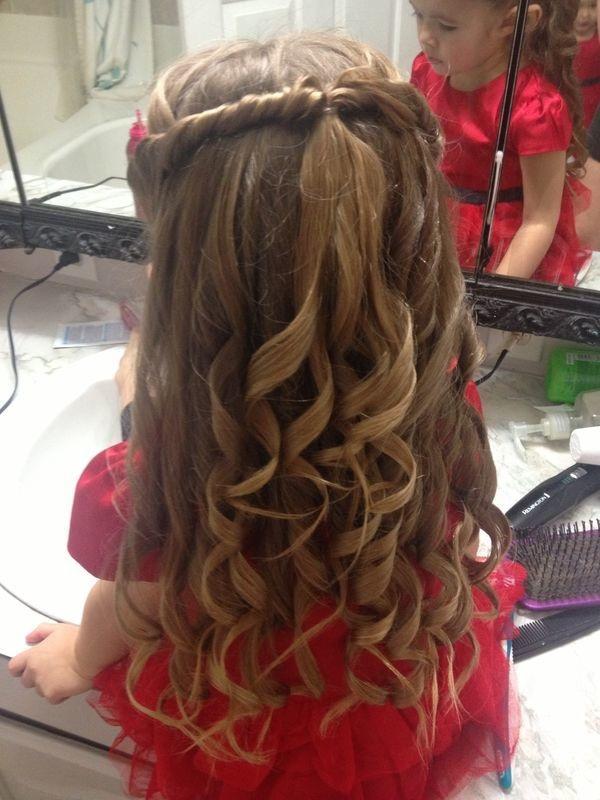 Nos plus belles ides de coiffures pour petites filles