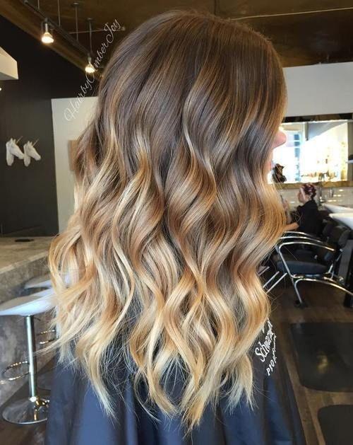 20 ombr haire hyperstyl e tendance 2017 coiffure simple et facile - Coiffure nouvel an 2017 ...
