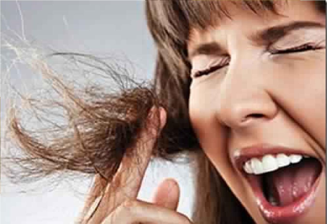 Lhuile de ricin et lhuile de lin pour les cheveux