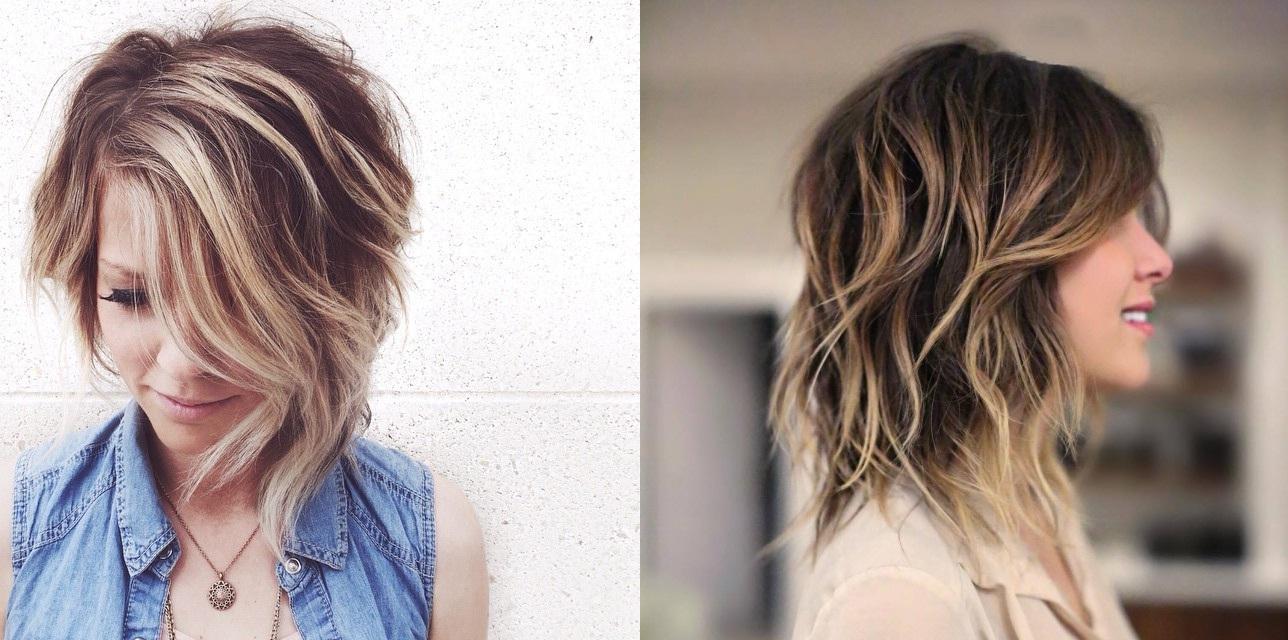 Cheveux mi longs tendance t 2017 les meilleurs mod les piquer coiffure simple et facile - Coiffure tendance ete 2017 ...