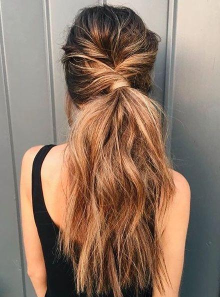 coiffure d été