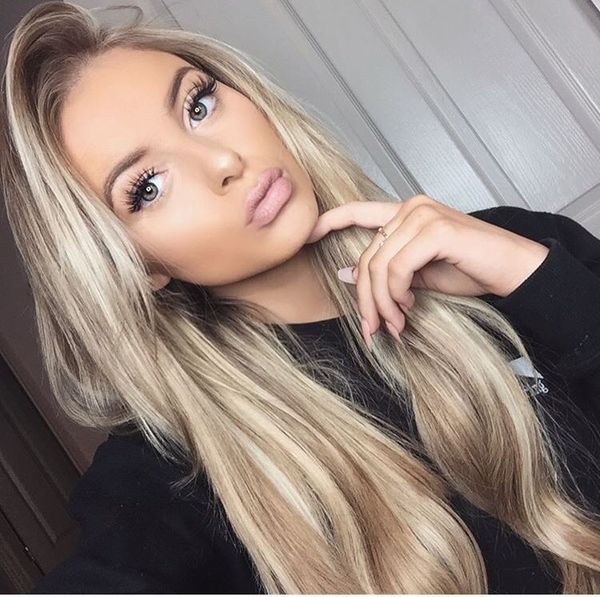 top 15 meilleures id es de balayage tendance t 2017 coiffure simple et facile. Black Bedroom Furniture Sets. Home Design Ideas