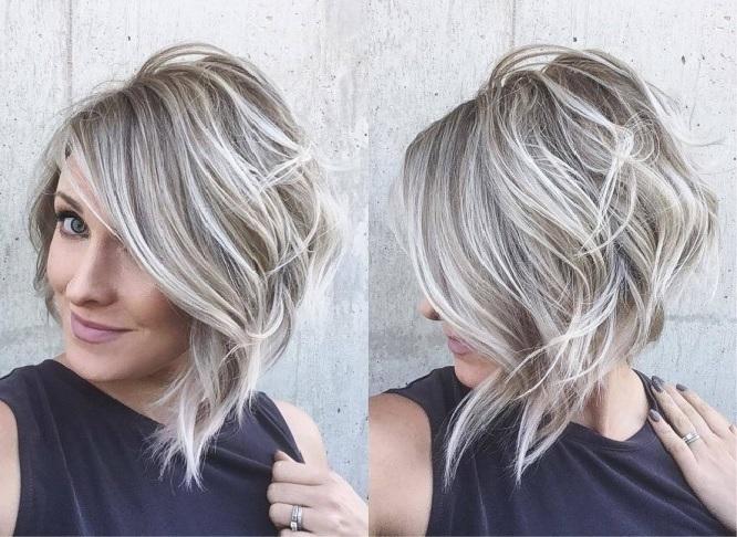 Les Plus Jolis Cheveux Mi Longs D 233 Grad 233 S Coiffure Simple