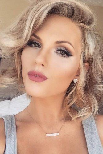 cheveux blonds foncé : avec balayage ou pas c'est un choix idéal pour l'été | Coiffure simple et ...