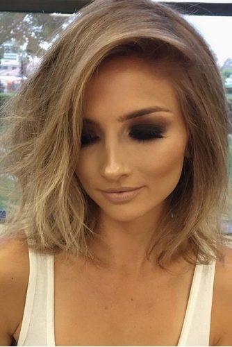 Cheveux Blonds Fonc 233 Avec Balayage Ou Pas C Est Un Choix