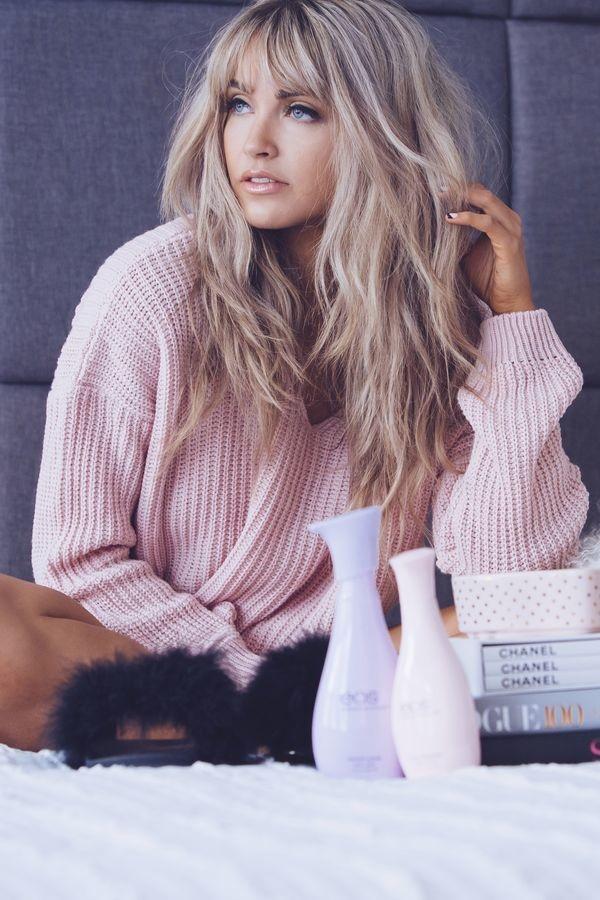 cheveux mi-longs avec frange : Inspirez vous | Coiffure simple et facile