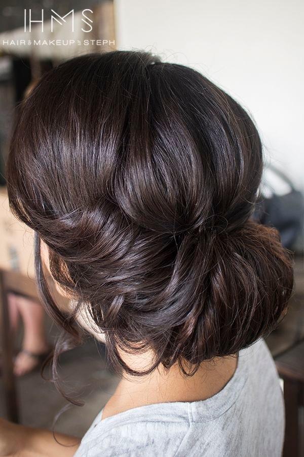 20 mod les chignons faciles et pratiques cette ann e coiffure simple et facile. Black Bedroom Furniture Sets. Home Design Ideas
