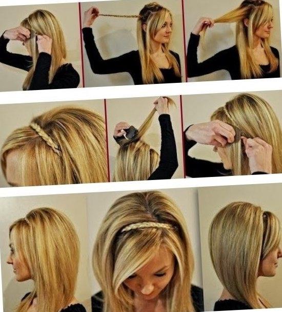 Coiffure facile cheveux mi longs 20 mod les inspirants coiffure simple et facile Coiffure mariage facile longueur cheveux