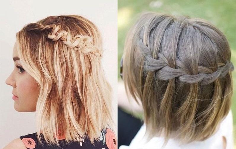 coiffure simple a faire cheveux court