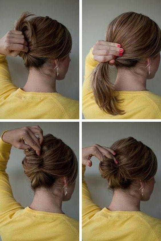 Coiffure femme mi-longs : Belles coiffures pour cheveux mi-longs | Coiffure simple et facile