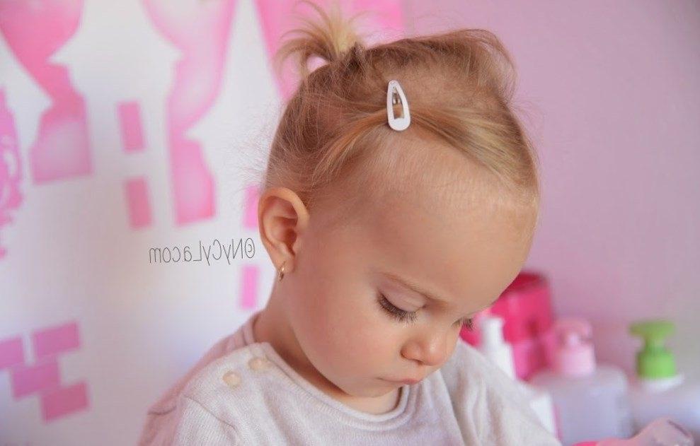 Coupe cheveux fille deux ans