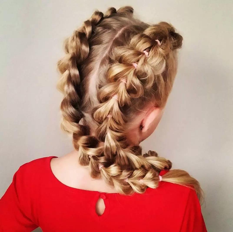 Coiffure fille les plus beaux tutoriels coiffure simple et facile - Coiffure fille simple ...