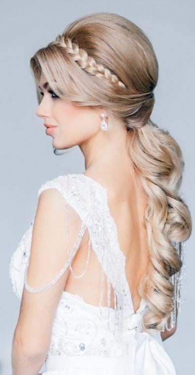 Coiffure femme mariage les plus belles coiffures mariage tendance 2017 coiffure simple et facile - Les plus belle coiffure de mariage ...
