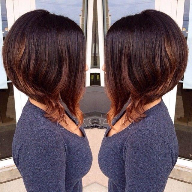 15 magnifiques couleurs cheveux mi longs coiffure simple. Black Bedroom Furniture Sets. Home Design Ideas