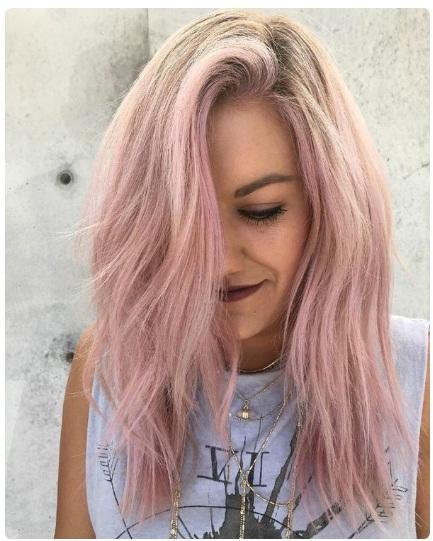 Couleurs Cheveux Mi Longs Tendance 2017 Coiffure Simple
