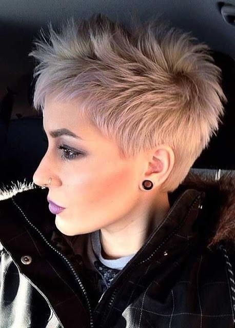 coupe cheveux femme court garconne