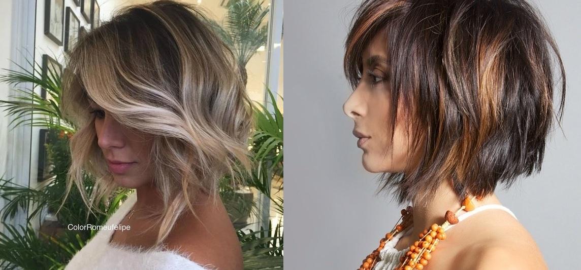 Coupe Originale Cheveux Mi Long Coupe De Cheveux A La Mode
