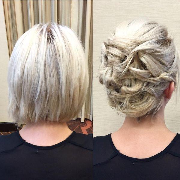 magnifiques coiffures femme tendance 2017 coiffure. Black Bedroom Furniture Sets. Home Design Ideas