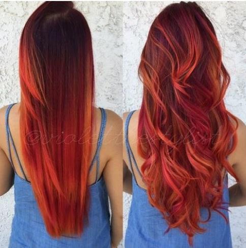 Couleurs cheveux t 2017 10 mod les les plus inspirants coiffure simple et facile - Couleurs tendance ete 2017 ...