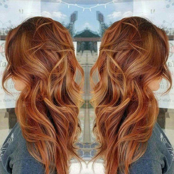 Couleurs Cheveux Automne 2017 Plus Belles Photos De