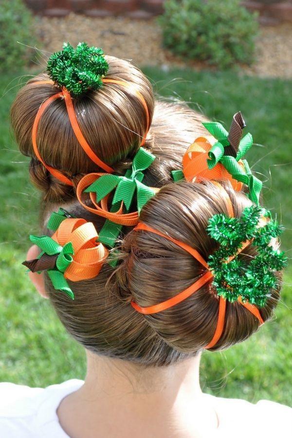 Coiffure Halloween 2017 Coiffure Petites Filles Pour Halloween Coiffure Simple Et Facile