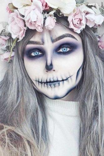 Magnifiques looks pour femmes l 39 occasion de halloween 2017 coiffure halloween 2017 - Coiffure halloween facile ...