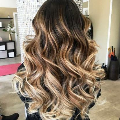 ombr hair balayage les meilleurs mod les pour la nouvelle saison coiffure simple et facile. Black Bedroom Furniture Sets. Home Design Ideas
