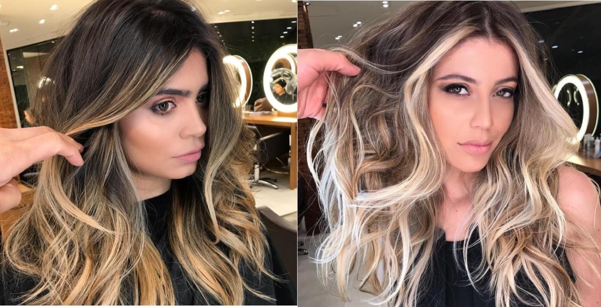 Ombr Hair Balayage Les Meilleurs Mod Les Pour La Nouvelle Saison Coiffure Simple Et Facile
