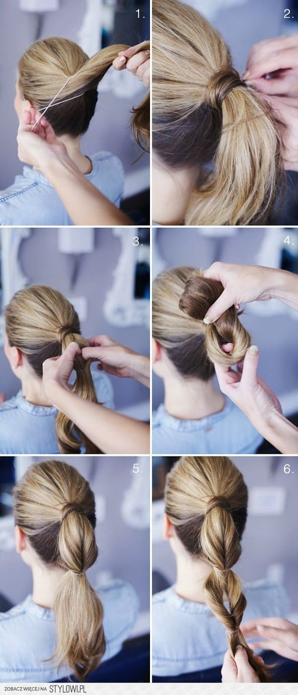 tutoriel coiffure femme photos de coiffures faciles coiffure simple et facile. Black Bedroom Furniture Sets. Home Design Ideas