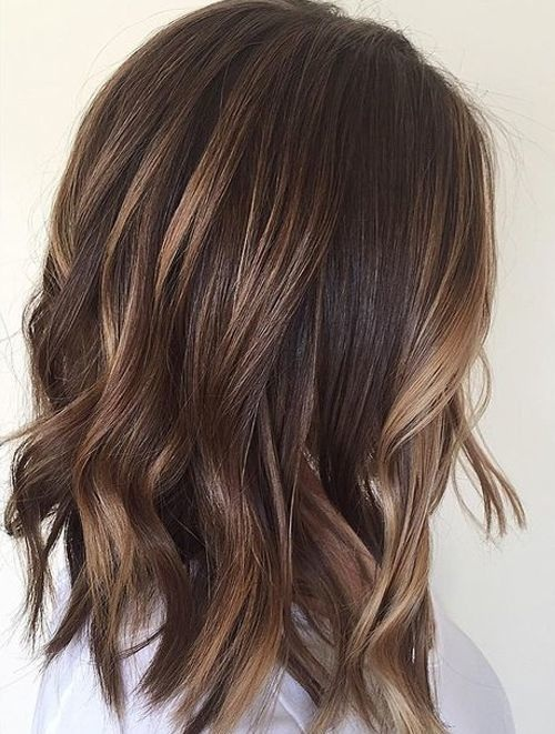 Cheveux Mi Longs 15 Coupes Cheveux Mi Longs Tendance