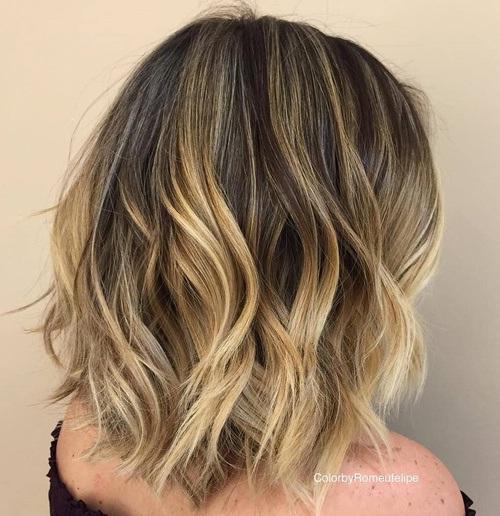 30 Magnifiques Coupes Pour Cheveux Fins Coiffure Simple Et Facile