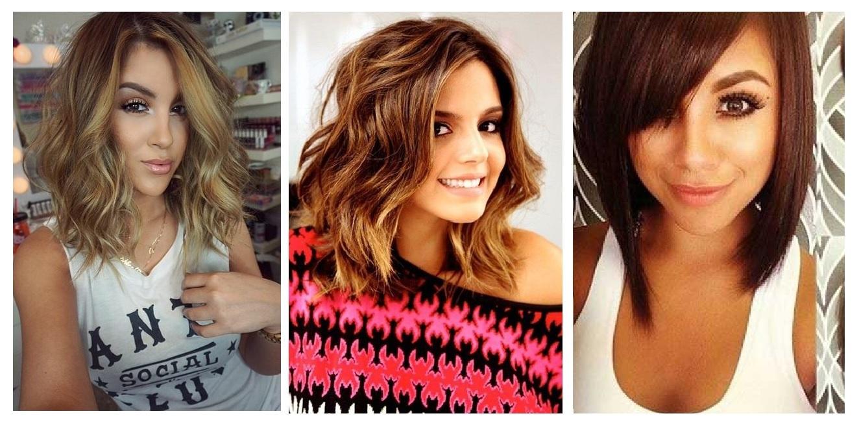 Magnifiques Id Es Coupes De Cheveux Mi Longs Coiffure Simple Et Facile