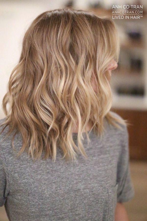 Coiffure Moderne Femme Cheveux Mi Long Coiffure Simple