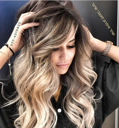 balayage cheveux avant apr s les plus beaux mod les. Black Bedroom Furniture Sets. Home Design Ideas