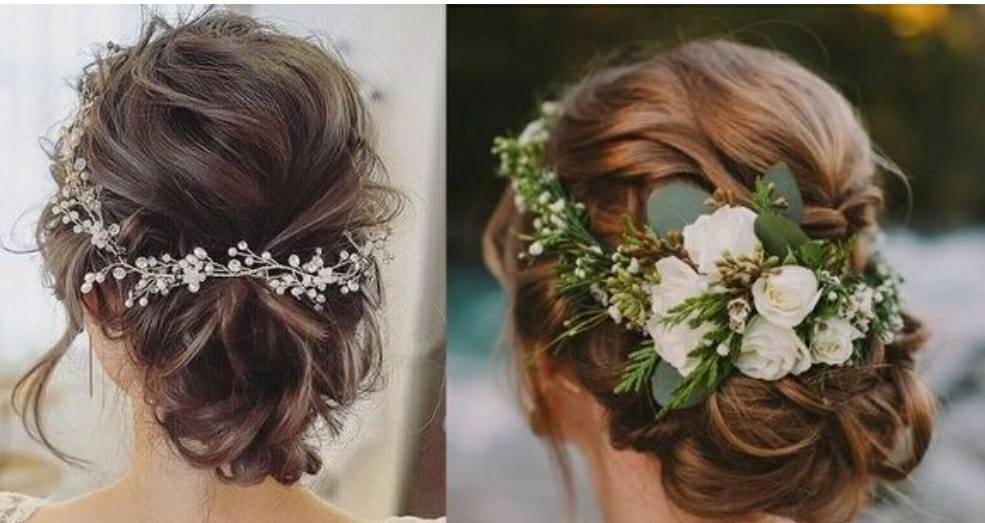 Modèles de coiffures de mariage tendance 2018