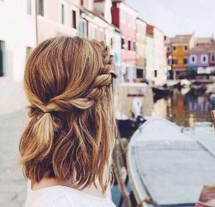 Belles Id 233 Es Des Coiffures Simple Et Rapides Pour Cheveux