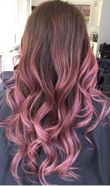Les Meilleures Id 233 Es De Balayage Cheveux Pour Ce Printemps