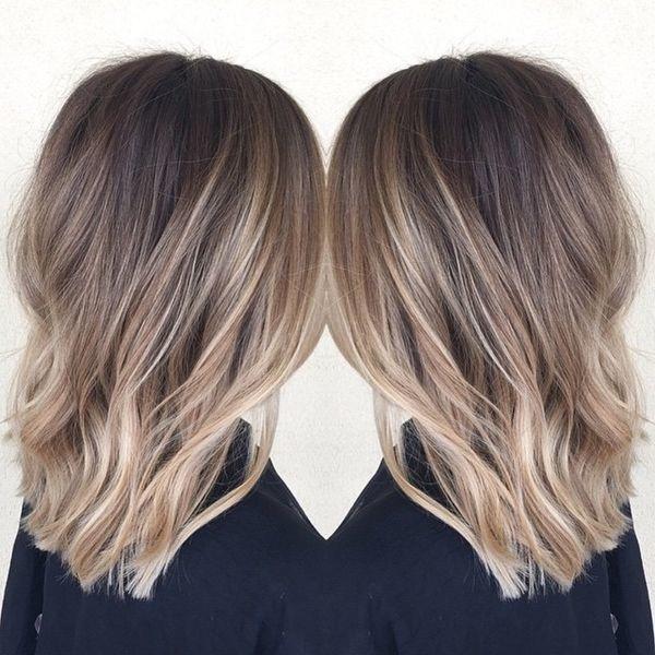Cheveux Mi Longs M 233 Ch 233 S Magnifiques Mod 232 Les Cette Ann 233 E