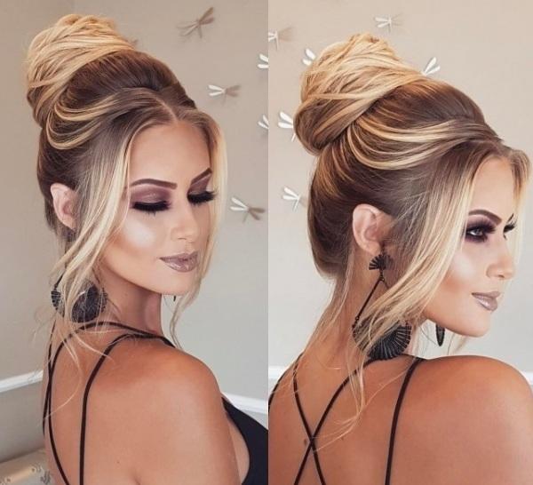 coiffures femme 2018 10 photos coiffures qui sublime cette saison coiffure simple et facile. Black Bedroom Furniture Sets. Home Design Ideas