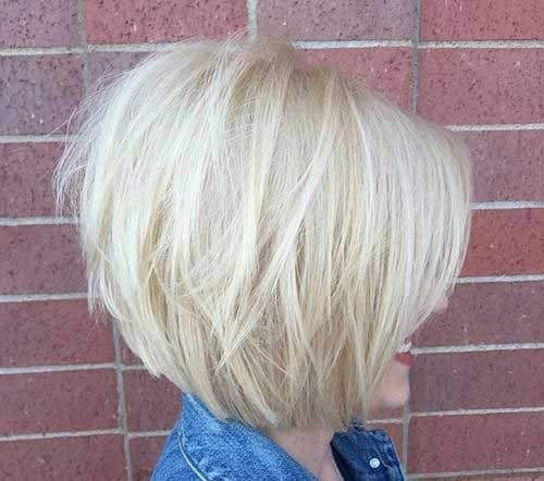 10 Magnifiques Modeles Coupes Courtes Blondes Coiffure Simple Et