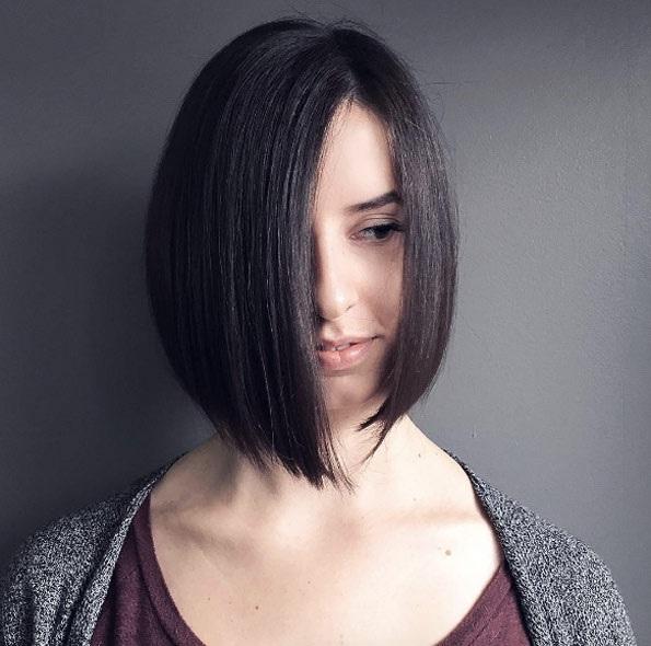 cheveux mi longs tendance t 2018 coiffure simple et facile. Black Bedroom Furniture Sets. Home Design Ideas