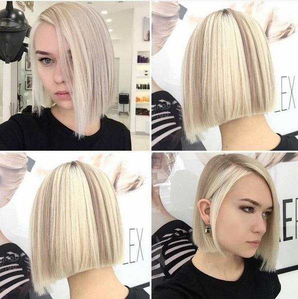 Nos Plus Belles Coupes Cheveux Mi Longs Tendance 2018