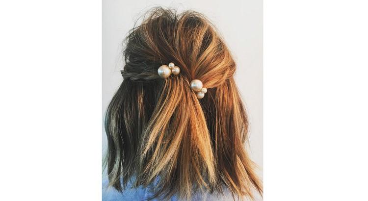 Coiffure Cheveux Mi Longs Coiffure Simple Et Facile