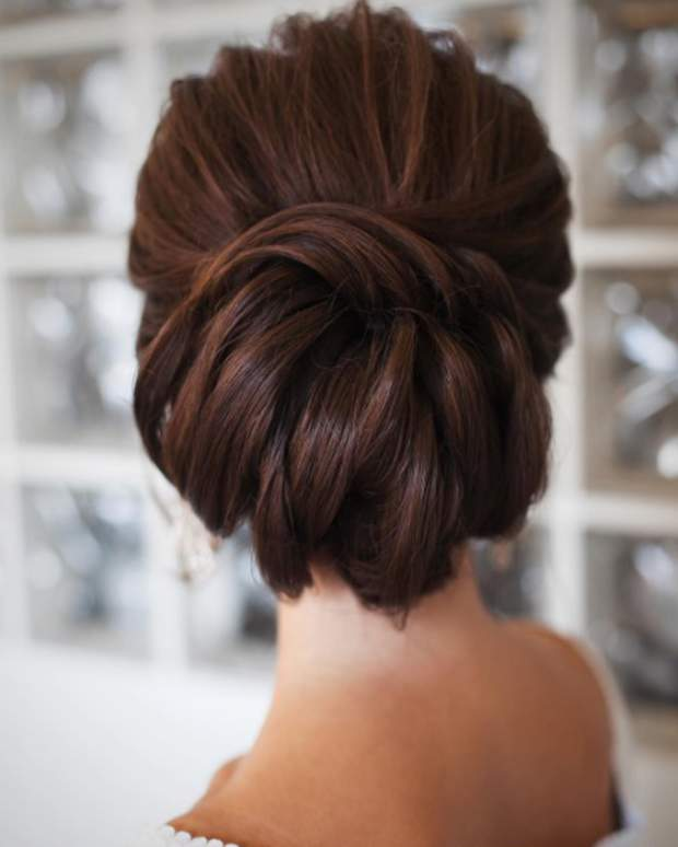 Coiffure cheveux long mariage | Coiffure simple et facile
