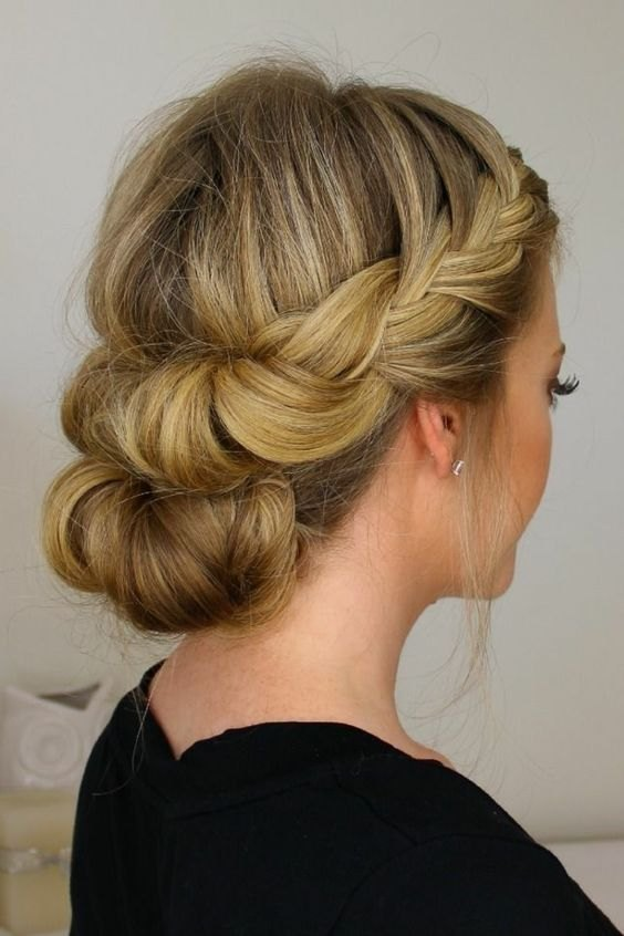 Coiffure mariage cheveux long invit coiffure simple et facile - Coiffure simple mariage invite ...