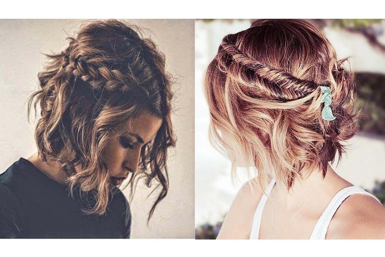 coiffure cheveux courts facile et rapide | Coiffure simple et facile